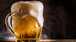 Dispersion of Beer Foam Head Retaining Agents - TR